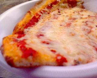 Aloha Luigi Cheese Slice