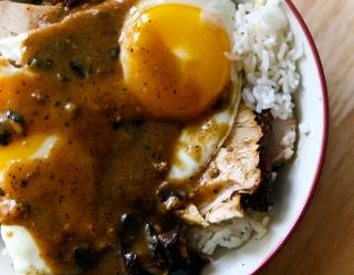 Turkey Loco Moco