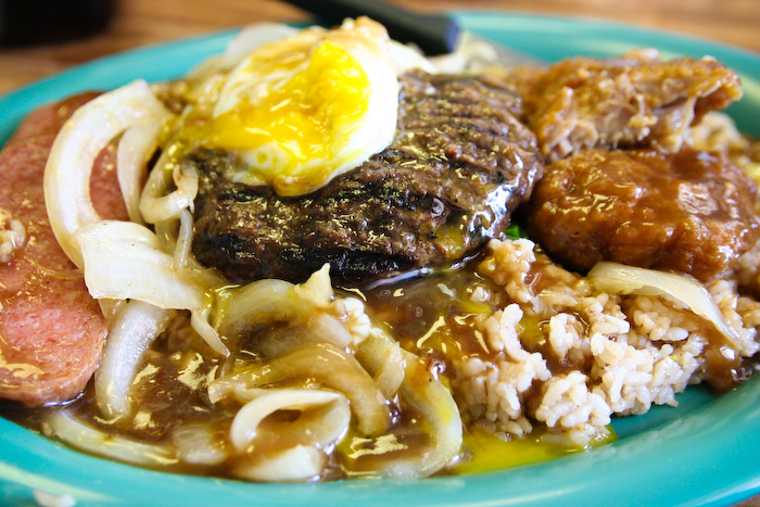 Big Island Grinds 187 Hawaiian Style Cafe Waimea